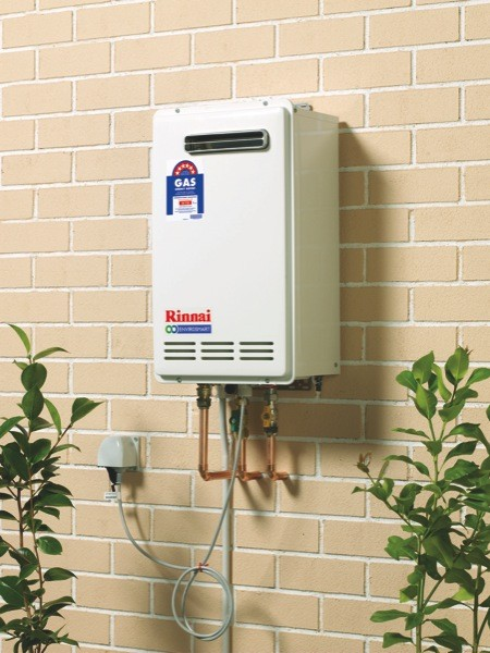 Rinnai Instantaneous Hot Water Heater